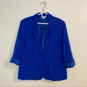 REITMANS blue blazer
